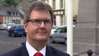 """DUP MP Jeffrey Donaldson said he was """"delighted and humbled"""" by the honour"""