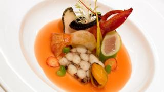 Octopus 'off menu' at Oxford University's Somerville College