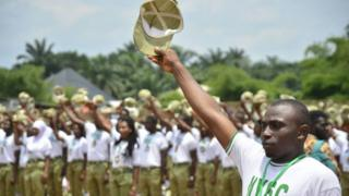 One youth corper