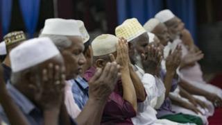 श्रीलंका में मुसलमान