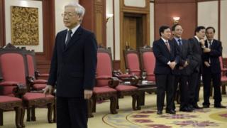Vai trò của TBT Nguyễn Phú Trọng ngày càng nổi bật trong các vụ 'chống tham nhũng'