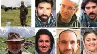 فعالان بازداشتی محیط زیست