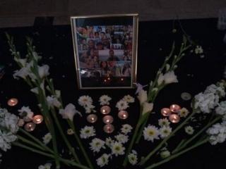 قربانیان سقوط هواپیما
