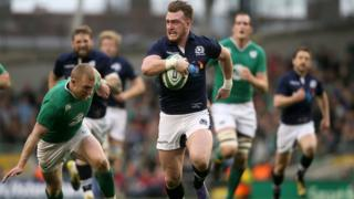 And for the likes of Stuart Hogg, the summary will be glowingly positive no matter what happens. See PA story RUGBYU Six Nations Scotland.