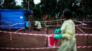 DR Congo health ministry one start to vaccinate pipo for di kontri