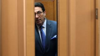 President Donald Trump's personal lawyer Jay Sekulow