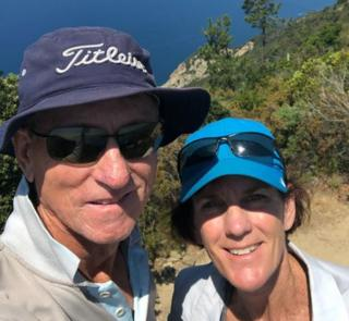Greg and Jenny Webster