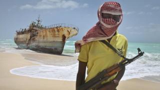 Сомалійський пірат