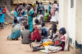 Imfashanyo y'abagiraneza niyo yafashije kugabanya inzara muri Sudani Yepfo