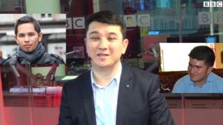BBC Uzbek жонли дастури