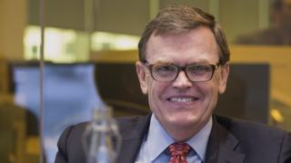 David Abney: The UPS boss who rose from the bottom rung