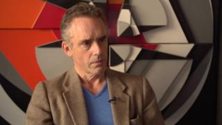 University of Toronto professor Jordan Peterson