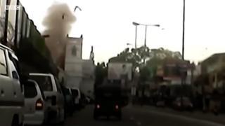"""""""Страшно було навіть поглянути"""" - свідки вибухів на Шрі-Ланці"""