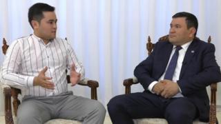 Аваз Тоҳиров ва Жўрабек Мирзамаҳмудов