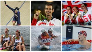 Scottish Olympians