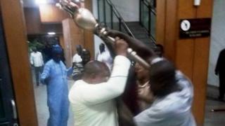 Nigeria mace war