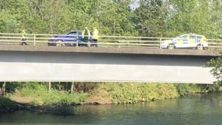 Drink-driver jailed for plunging Llandaff jogger into River Taff