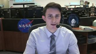 موشک فضایی دراگون با موفقیت به ایستگاه فضایی بین المللی متصل شد