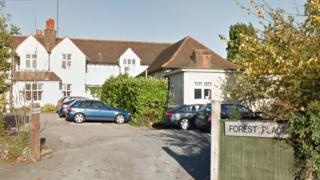 Forest Place Nursing Home in Roebuck Lane, Buckhurst Hill