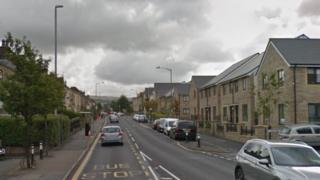 Blackburn Road in Accrington