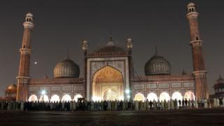 دلی کی جامع مسجد