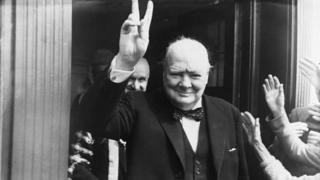 Черчилль 1951
