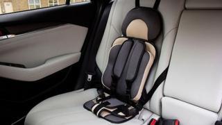Dangerous car seat
