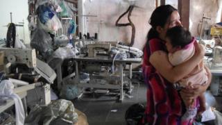 Resgate de trabalhadores em condições análogas à escravidão em confecção