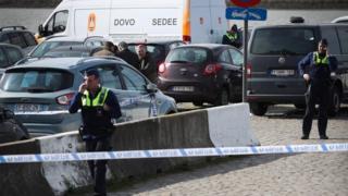 Belgium, terror