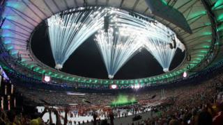 """Стадион """"Маракана"""" в Рио"""
