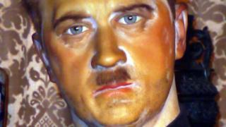 Гитлер - восковая фигура