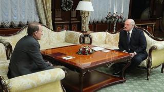 Медведчук і Лукашенко