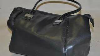 A bag that is identical to the one the baby was found in