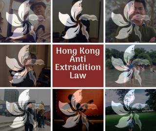 Nhiều người đổi ảnh đại diện để sát cánh cùng người dân Hong Kong