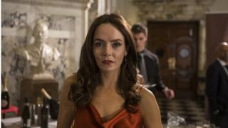 Valene Kane plays the role of a female barrister in hour-long drama Counsel