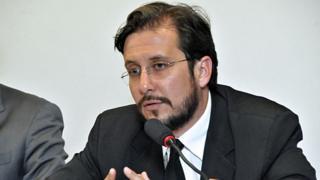 Fabiano Bordignon, diretor do Depen