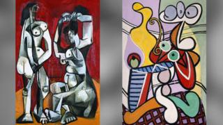 Picasso paintings rejected by Facebook's algorithm