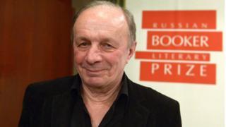 Писатель и литературовед Андрей Арьев