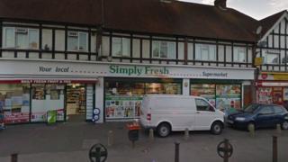 Simply Fresh store