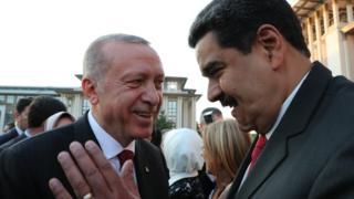 Erdoğan ve Maduro