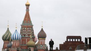 Мавзолей Ленина и Собор Василия Блаженного