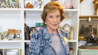 Carmen Franco, en 2014.