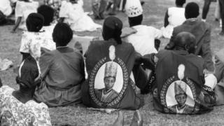 યુગાન્ડાના લોકો