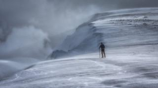 Challenging conditions on Braeriach