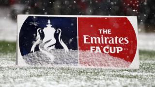 Loogoo dorgommii FA Cup