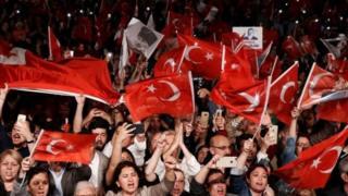 Протести в Стамбулі