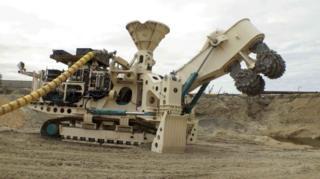 海底采矿车