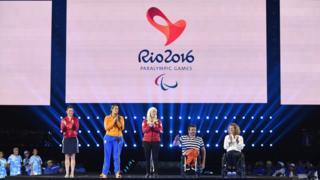 Члены Международного паралимпийского комитета на Паралимпиаде-2016