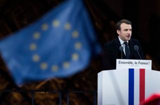 马克龙(Emmanuel Macron)