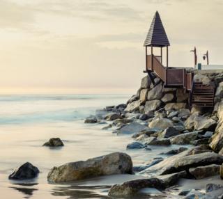 Sea and Humans by David Martin Huamani Bedoya, Peru.